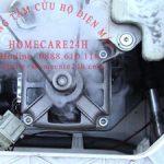 Motor máy giặt bị cháy, tìm hiểu nguyên nhân