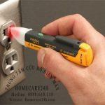 Cách sử dụng bút thử điện để kiểm tra các thiết bị điện trong gia đình