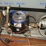 Máy nén tủ lạnh không chạy, các dấu hiệu, cách kiểm tra và xử lý kịp thời