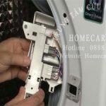 Công tắc cửa máy giặt, sửa chữa và thay thế