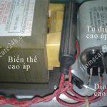 Diode cao áp lò vi sóng, chức năng và nguyên lý hoạt động