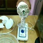 Quạt điện bật không quay, tìm nguyên nhân và cách sửa chữa