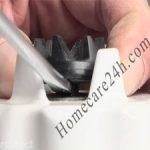 Thay bánh răng máy xay sinh tố khi bị mòn hoặc bị vỡ