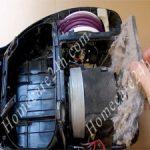 Các lỗi của máy hút bụi, kiến thức cần thiết để tự sửa máy hút bụi tại nhà