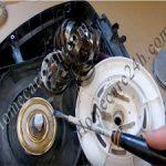 Máy hút bụi không chạy, nguyên nhân và cách xử lý tại nhà