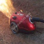 Máy hút bụi bị nóng khi sử dụng, tại sao bị nóng và xử lý thế nào