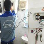 Sửa bình nóng lạnh – Trung tâm cứu hộ điện máy homecare24h