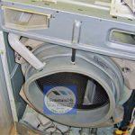 Gioăng cửa máy giặt cửa ngang, những hư hỏng và biện pháp thay thế