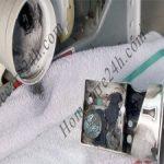 Máy giặt không xả nước thải, nguyên nhân và cách xử lý nhanh nhất