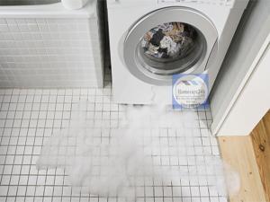 Làm thế nào để kiểm tra và xử lý tình trạng máy giặt bị rò nước