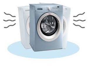 Máy giặt rung lắc mạnh báo hiệu vấn đề gì đang xảy ra, kiểm tra như nào