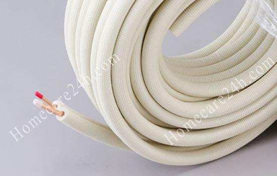 Tìm hiểu về ống bảo ôn điều hòa, tại sao phải dùng ống bảo ôn