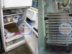 Tủ lạnh thiếu gas, dấu hiệu nhận biết và cách khắc phục