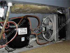 Lốc tủ lạnh quá nóng, homecare24h muốn các bạn kiểm tra vấn đề này