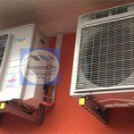 Lưu ý khi lắp nhiều dàn nóng điều hòa ở lô gia, đảm bảo hiệu quả cao