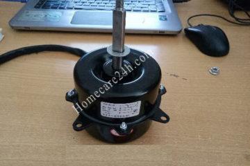Motor quạt điều hòa, một số hư hỏng và cách thay thế