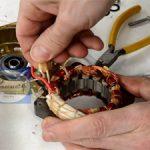 Quạt điện bị đứt dây đồng, nguyên nhân khiến quạt không hoạt động