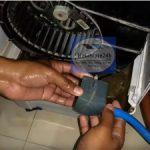 Quạt điều hòa không bơm nước, hướng dẫn kiểm tra bơm và cách xử lý