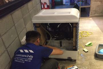 Sửa quạt điều hòa, quạt hơi nước, hướng dẫn kiểm tra sửa chữa tại nhà
