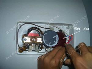 Bình nóng lạnh không báo đèn đỏ, bạn có thể tự mình kiểm tra