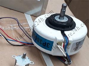 Motor quạt dàn lạnh điều hòa, tìm hiểu các loại motor thường gặp