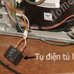 Tìm hiểu về tụ điện tủ lạnh, chức năng và cách thay thế khi cần thiết