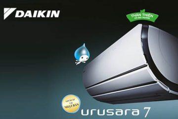 Điều hòa Daikin Urusara 7 – xu hướng điều hòa mới của thế giới