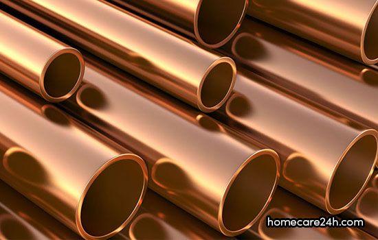 Tìm hiểu về ống đồng điều hòa 48000BTU