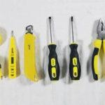 Các dụng cụ sửa điện nước gia đình cần phải có sẵn