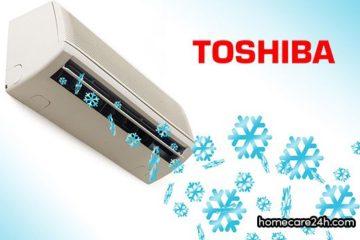 Ưu nhược điểm máy lạnh Toshiba, một số đánh giá từ homecare24h