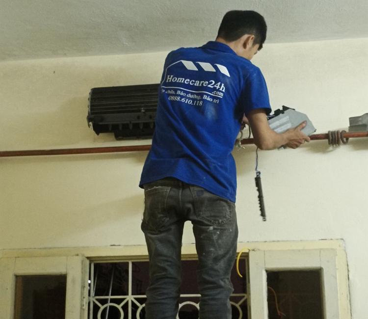 Sửa điều hòa tại quận Hà Đông