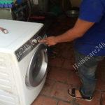 Máy giặt chạy sai chương trình
