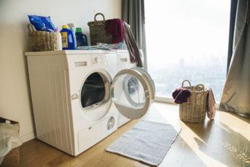 Tìm hiểu về máy giặt cửa ngang, ưu nhược điểm chính