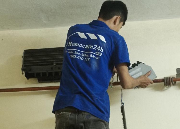 Sửa điều hòa tại quận Hoàn Kiếm