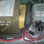 Tìm hiểu về tụ điện cao áp lò vi sóng, nguyên lý hoạt động, cách thay thế