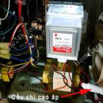 Tìm hiểu về cầu chì cao áp lò vi sóng, chức năng và cách thay thế