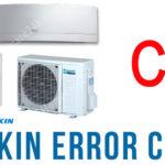 Điều hòa Daikin báo lỗi C9, tìm hiểu hướng dẫn từ nhà sản xuất