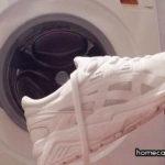Giặt giày bằng máy giặt, tại sao không?