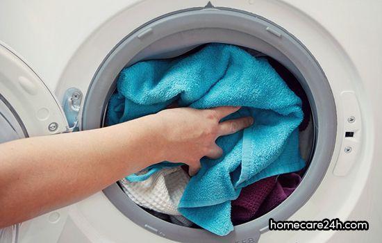 Khối lượng giặt của máy giặt tính trên quần áo khô hay ướt