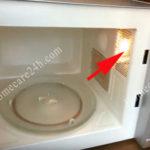 Lò vi sóng không sáng đèn, Homecare hướng dẫn cách thay thế