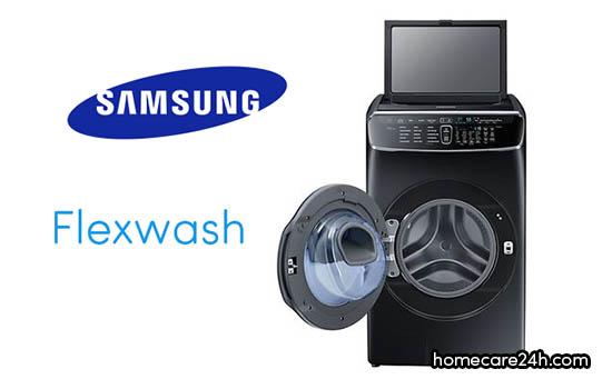 Máy giặt 2 ngăn là gì?