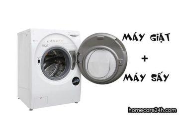Máy giặt sấy là gì? 2 trong 1 có phải giải pháp hoàn hảo, ưu nhược điểm