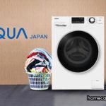 Tổng hợp các tính năng nổi bật trên máy giặt AQUA