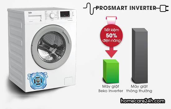 Tổng hợp các tính năng nổi bật trên máy giặt Beko