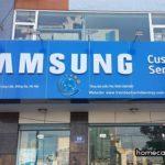 Địa chỉ trung tâm bảo hành thiết bị gia dụng của Samsung trên toàn quốc