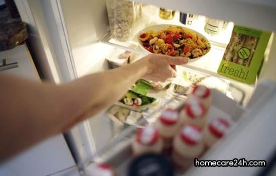 Thực hư chuyện ăn đồtủ lạnhbị ung thư