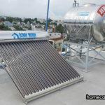 Giá bình nước nóng năng lượng mặt trời bao nhiêu