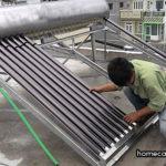 Có nên dùng bình nóng lạnh năng lượng mặt trời