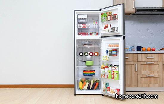 Tủ lạnh hai cánh là gì