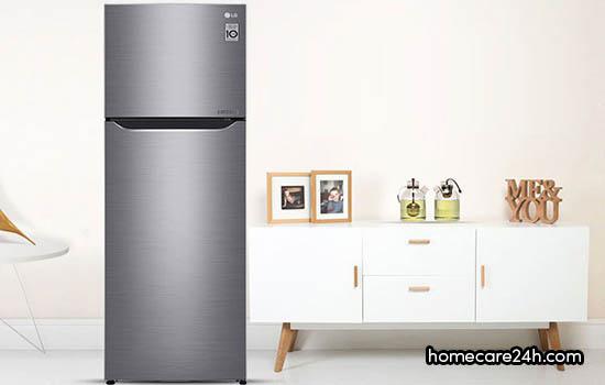 Tủ lạnh hai cánh ngăn đá trên